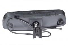 Зеркало заднего вида со встроенным монитором и видеорегистратором Prime-X 043DK