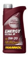 Mannol Energy Ultra JP 5W-20 (1л)