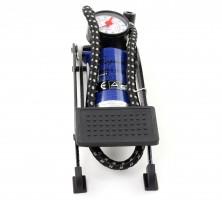 Насос ножной с манометром Elegant COMPAСT 100 310