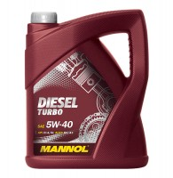 Mannol Diesel Turbo 5W-40 (5л)