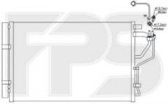 Радиатор кондиционера для Hyundai / Kia (FPS) FP 32 K602