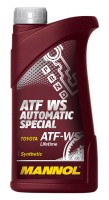 ����� ��������������� Mannol ATF WS Automatic Special 1�