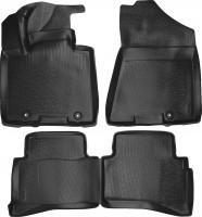 Коврики в салон для Kia Sportage '16- полиуретановые, черные (L.Locker)