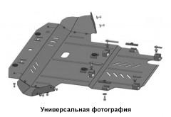 ������ ������� ���������, ���, ��������� + ������ ��� Volkswagen Crafter '06- (��������)
