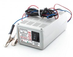 АИДА Зарядное устройство импульсное АИДА-5s с переключателем гел./кисл.