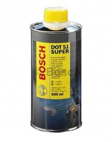 Тормозная жидкость Bosch DOT 5.1 (1987479040) 500 мл.