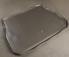 Коврик в багажник для BMW X5 E53 '00-07, полиуретановый (NorPlast) черный