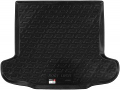 Коврик в багажник для Fiat Tipo '16-, резино/пластиковый (Lada Locker)