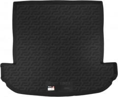 Коврик в багажник для Kia Sorento '15- (7 мест) резино/пластиковый (Lada Locker)