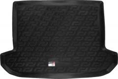 Коврик в багажник для Kia Sportage '16-, резино/пластиковый (Lada Locker)