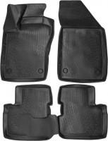 Коврики в салон для Fiat Tipo '16- полиуретановые, черные (L.Locker)