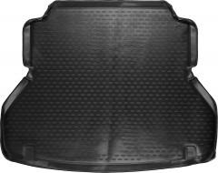Коврик в багажник для Hyundai Elantra AD '16-, полиуретановый (Novline)