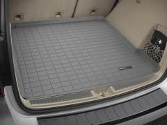 Коврик в багажник для Mercedes ML-Class W166 '11-, резиновый (WeatherTech) серый
