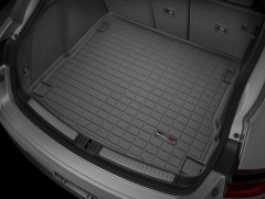 Коврик в багажник для Porsche Macan '14- , резиновый (WeatherTech) черный