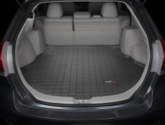 Коврик в багажник для Toyota Venza '10-, резиновый (WeatherTech) черный