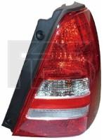 Фонарь задний для Subaru Forester '03-05 левый (DEPO)