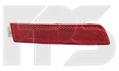 Фонарь задний для Nissan Juke '11-15, левый, в бампер (катафот) (FPS)