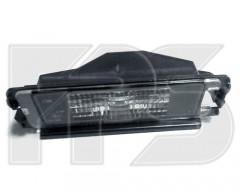 Фонарь подсветки номерного знака для Renault Logan, Sandero '13- задний (FPS)