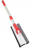 Щетка для мойки телескопическая с водосгоном PROSWISSCAR SCB-06