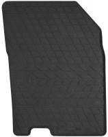 Фото 3 - Коврики в салон для Suzuki SX4 '16-, резиновые, черные (Evolution)