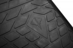 Фото 6 - Коврики в салон для Suzuki SX4 '16-, резиновые, черные (Evolution)