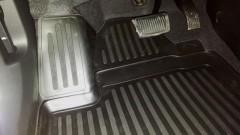 Фото 1 - Коврики в салон 3D для Hyundai Creta '16- полиуретановые (Novline/Element)