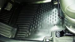 Фото 2 - Коврики в салон 3D для Hyundai Creta '16- полиуретановые (Novline/Element)