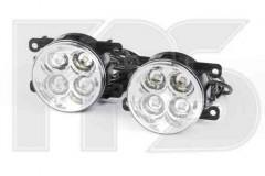 Фары дневного света для Renault Kangoo 2009 -2013 левая и правая (MM)