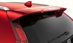Спойлер для Honda CR-V 2012-2017 под покраску (AVTM)