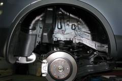 Фото 3 - Подкрылок задний левый для Nissan Qashqai '06-14 (Novline)