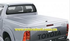 Крышка кузова неокрашенная для Toyota Hilux '05-15 (EGR)