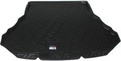 Коврик в багажник для MG 350 '11-, резино/пластиковый (Lada Locker)
