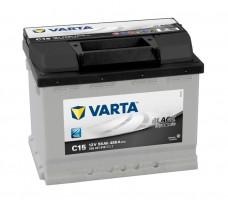 Автомобильный аккумулятор Varta Black Dynamic (556401048) 56Ач