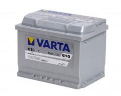 Автомобильный аккумулятор Varta Silver Dynamic (563401061) 63Ач