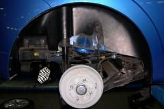 Подкрылок задний правый для Chevrolet Aveo '08-11, 3D. (Novline)