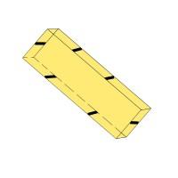 Короб для отправки дефлекторов капота