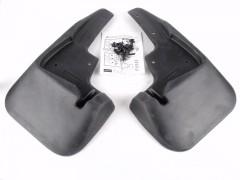 Брызговики передние для Mitsubishi Outlander XL '10-12 (Novline)