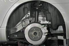 Фото 4 - Подкрылок задний левый для Toyota Camry V40 '06-11 (Novline)