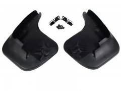 Брызговики передние для Volkswagen Polo '02-09. Оригинальные ОЕМ 6q0075111