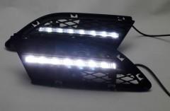 Дневные ходовые огни для BMW 3 E90 '09- (LED-DRL)