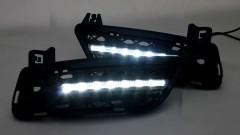 Дневные ходовые огни для BMW X3 F25 '10-17 (LED-DRL)