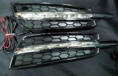 Дневные ходовые огни для Chevrolet Cruze '09- (LED-DRL)