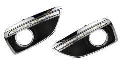 Дневные ходовые огни для Hyundai ix-35 '10-15 (LED-DRL)