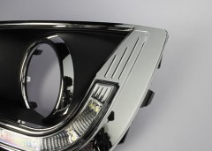 Фото 4 - Дневные ходовые огни для Hyundai ix-35 '10-15 V2 (LED-DRL)
