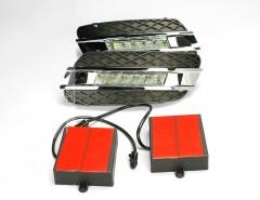 Дневные ходовые огни для Mercedes ML-Class W164 '05-08 (LED-DRL)
