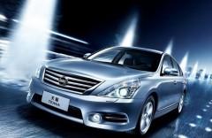 Дневные ходовые огни для Nissan Teana '12- (LED-DRL)