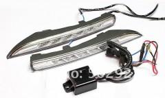 Дневные ходовые огни для Renault Koleos '11-16 (LED-DRL)