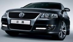 Фото 2 - Дневные ходовые огни для Volkswagen Passat B6 '05-10 (LED-DRL)