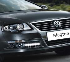 Фото 3 - Дневные ходовые огни для Volkswagen Passat B6 '05-10 (LED-DRL)