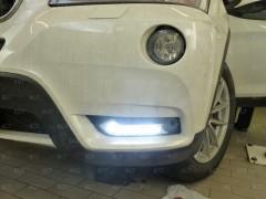 Дневные ходовые огни для BMW X3 '12-17 (BGT-Pro)